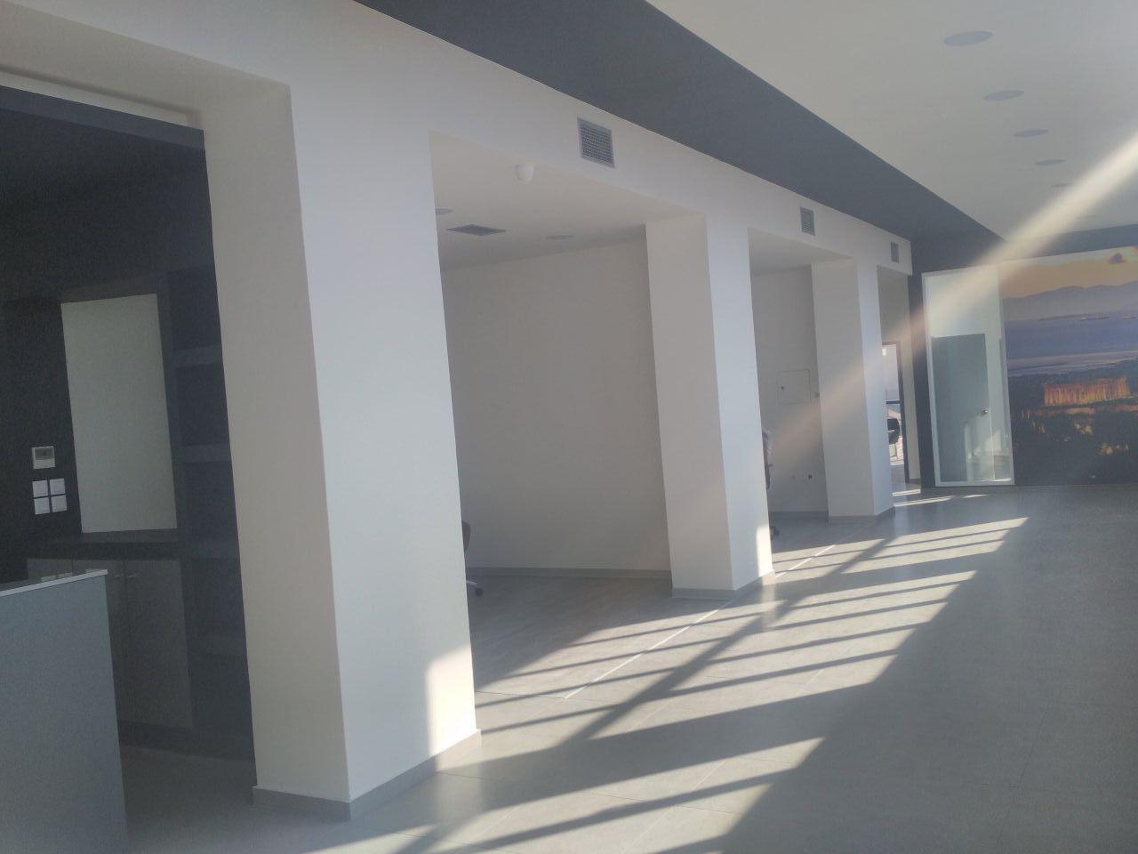 Αποθήκες-γραφεία Cosmofarm, Περιστέρι