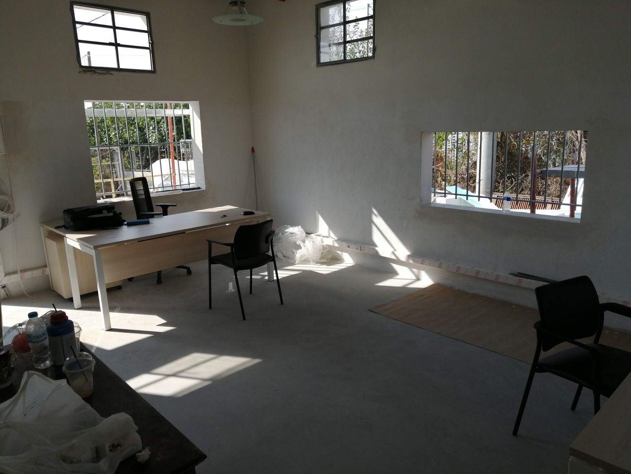 Γραφεία – Αποθήκη Contrust, Γέρακας